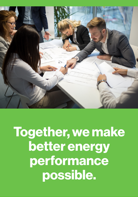 Together, we make better energy performance possible